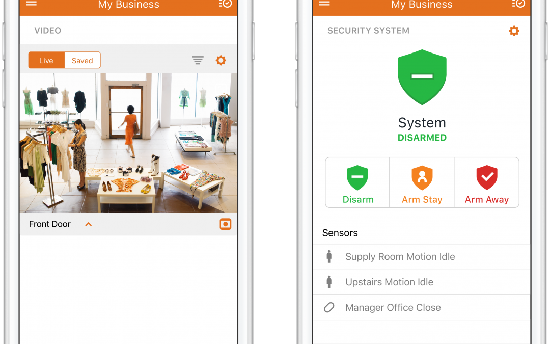 Stay In Control With Our Business Security App