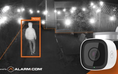 Smarter Security Cameras Deter Intruders With Triggered Lighting